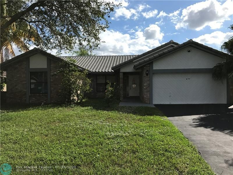 477 NW 113th Ter, Coral Springs, FL 33071 - #: F10240990