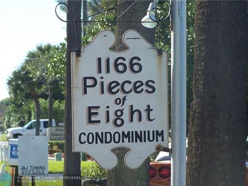 Photo of 1166 Hillsboro Mile #5, Hillsboro Beach, FL 33062 (MLS # F10298991)