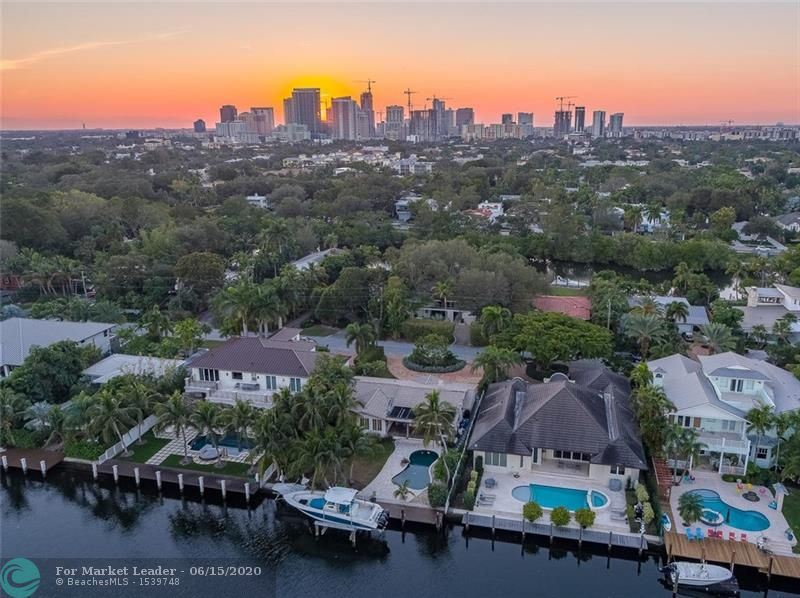 Photo of 206 N Gordon Rd, Fort Lauderdale, FL 33301 (MLS # F10233991)