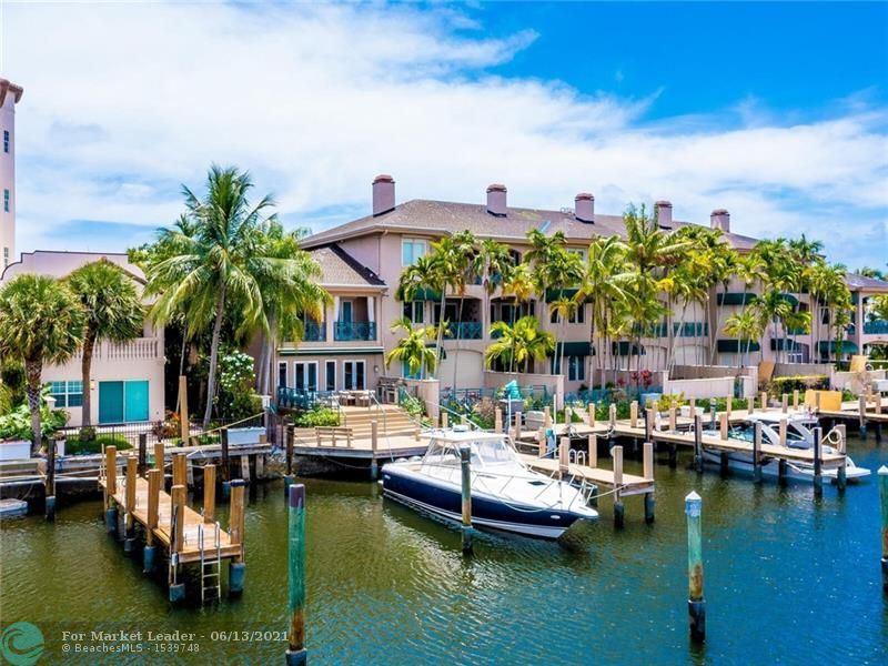 13 HENDRICKS ISLE #13, Fort Lauderdale, FL 33301 - #: F10286992
