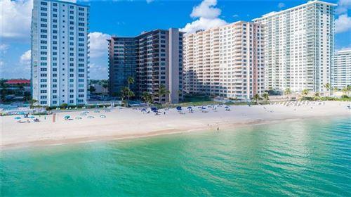 Photo of 3800 Galt Ocean Drive #PH 5 & 6, Fort Lauderdale, FL 33308 (MLS # F10281993)