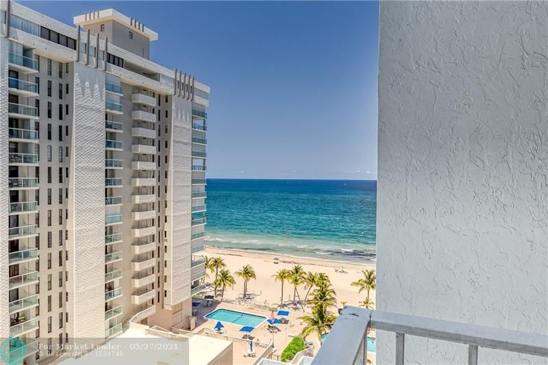 1010 S Ocean Blvd #1212, Pompano Beach, FL 33062 - #: F10285994