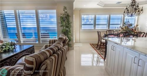 Photo of 3430 Galt Ocean Dr #1706, Fort Lauderdale, FL 33308 (MLS # F10184995)