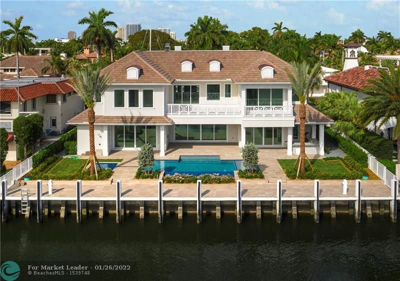 Photo of 52 Royal Palm Dr, Fort Lauderdale, FL 33301 (MLS # F10292995)