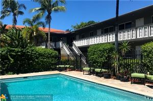 Photo of 600 NE 7 AVENUE #3, Fort Lauderdale, FL 33304 (MLS # F10192996)