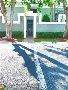 Photo of Listing MLS f10197996 in 2329 SW 82nd Ter North Lauderdale FL 33068