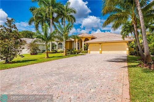 Photo of 11949 NW 11TH CT, Coral Springs, FL 33071 (MLS # F10222997)