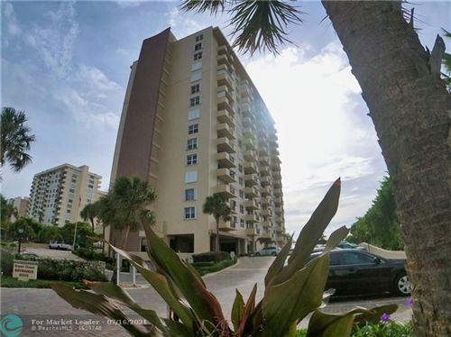 Photo of 2000 S Ocean Blvd #2M, Lauderdale By The Sea, FL 33062 (MLS # F10291997)