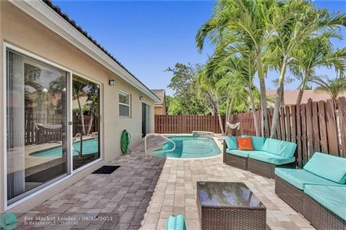 Photo of 4140 NW 62ND DR, Coconut Creek, FL 33073 (MLS # F10288998)