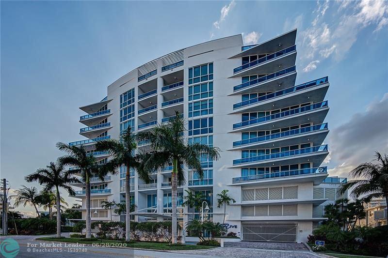 Photo of 715 Bayshore Dr #603, Fort Lauderdale, FL 33304 (MLS # F10235998)