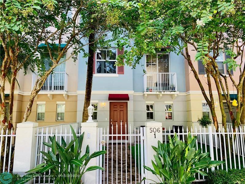 506 NE 7th Ave #1, Fort Lauderdale, FL 33301 - #: F10239998