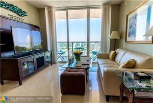 Photo of 350 SE 2nd St #2820, Fort Lauderdale, FL 33301 (MLS # F10135999)