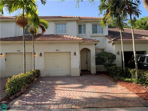 Photo of Listing MLS f10229999 in 7985 NW 20TH ST #7985 Pembroke Pines FL 33024