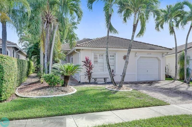 3917 NW 88th Ter, Coral Springs, FL 33065 - #: F10254999