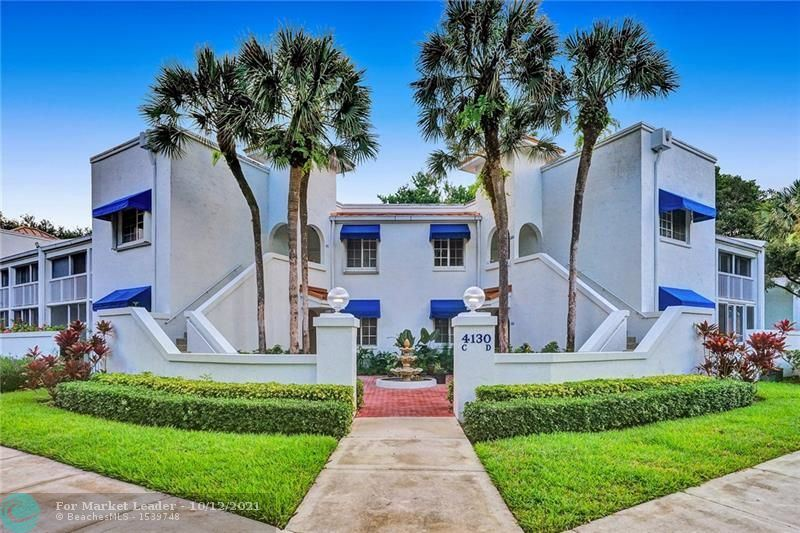 4130 W Palm Aire Drive #301c, Pompano Beach, FL 33069 - #: F10300999