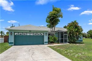 Photo of 13604 Marquette BLVD, FORT MYERS, FL 33905 (MLS # 219049000)