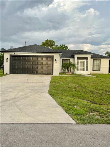 Photo of 1014 Gerald Avenue, LEHIGH ACRES, FL 33936 (MLS # 221068000)