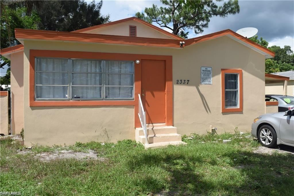 2337 Canal Street, Fort Myers, FL 33901 - #: 220001001