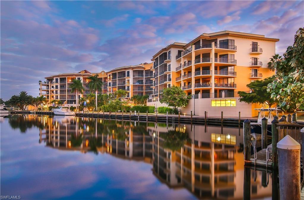 5706 Cape Harbour Drive #410, Cape Coral, FL 33914 - #: 221058007