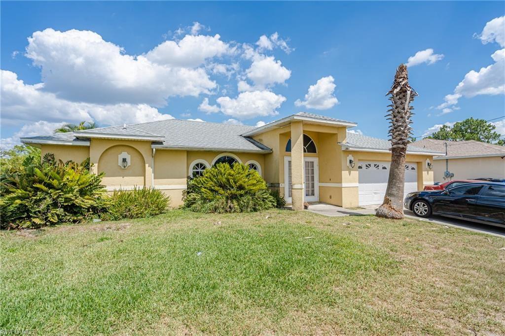 519 Parker Avenue S, Lehigh Acres, FL 33974 - #: 221055010