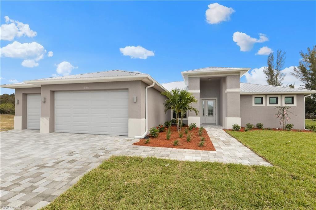3805 Kismet Lakes Lane, Cape Coral, FL 33993 - #: 219080011