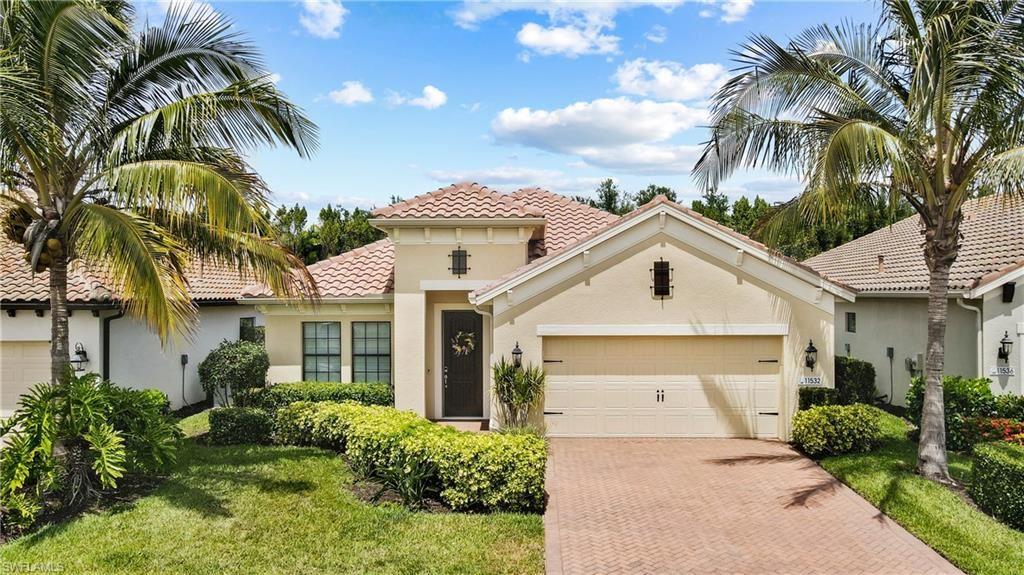 11532 Grey Egret Circle, Fort Myers, FL 33966 - #: 221028012