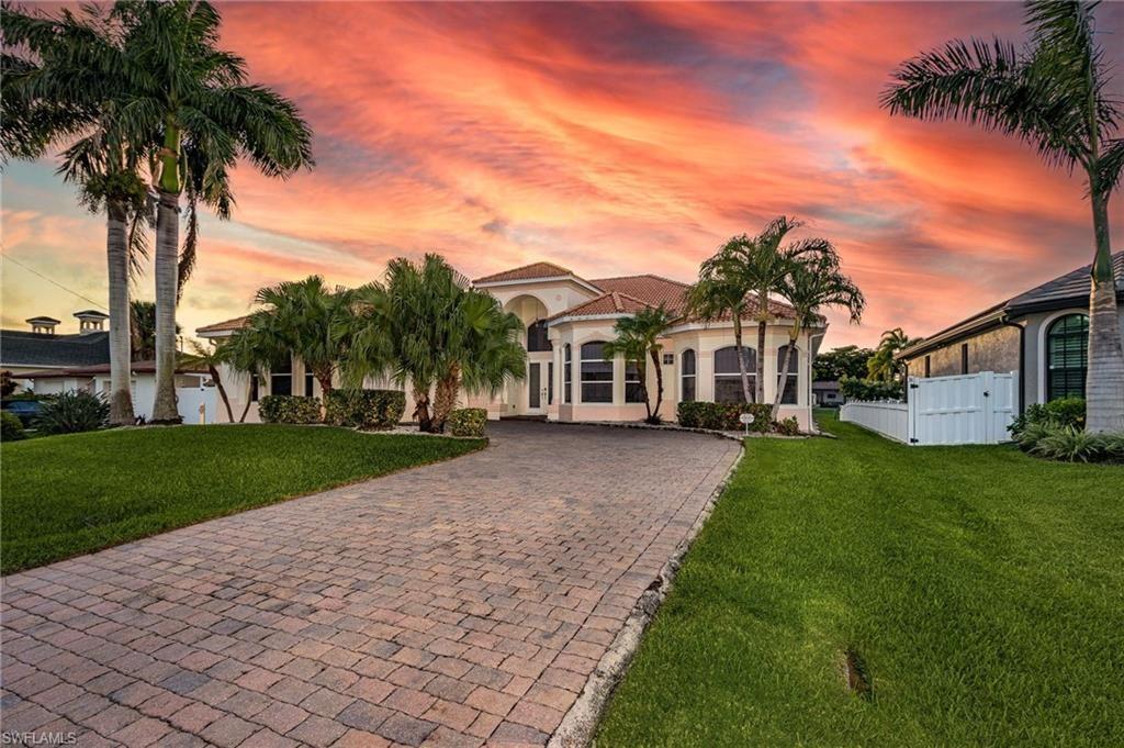 5318 Cortez Court, Cape Coral, FL 33904 - #: 221004015