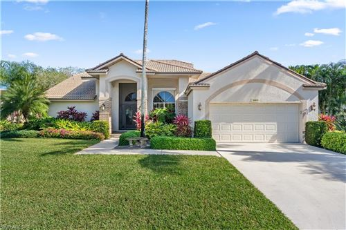 Photo of 12850 Kelly Greens Boulevard, FORT MYERS, FL 33908 (MLS # 220006020)