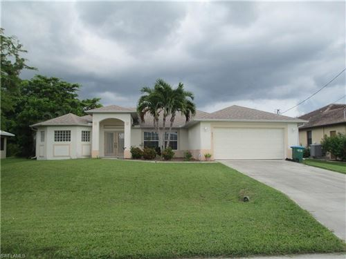 Photo of 4351 SW 19th Place, CAPE CORAL, FL 33914 (MLS # 221074023)