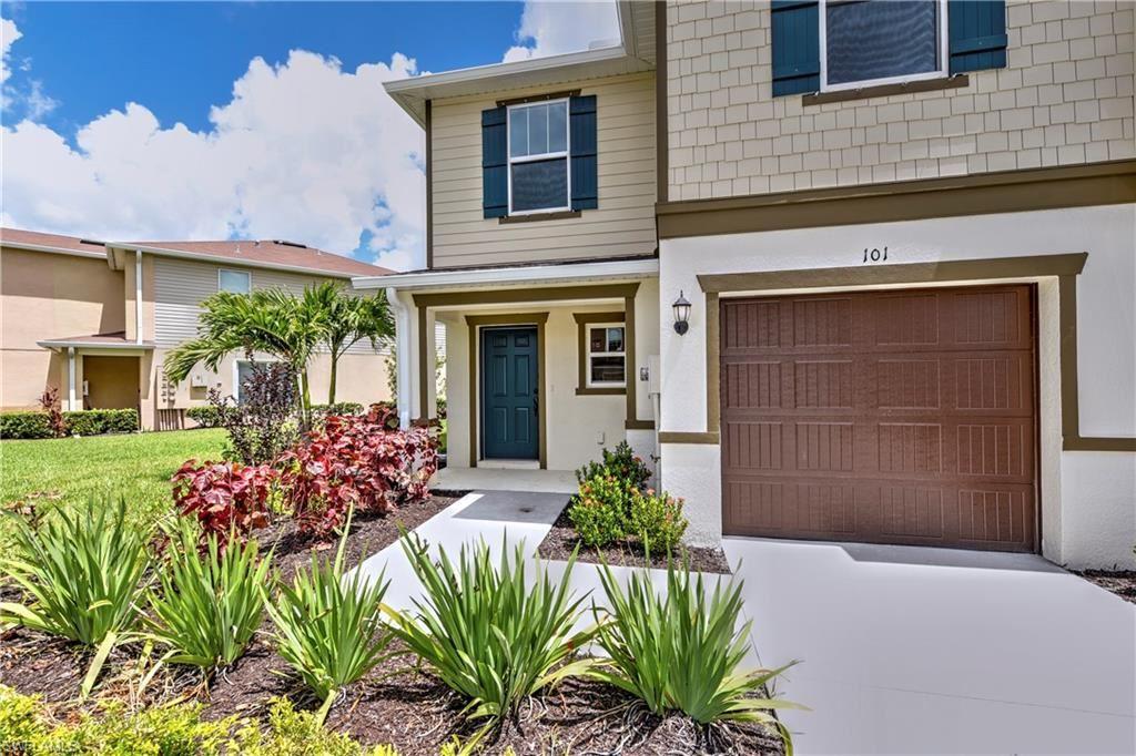6371 Brant Bay Boulevard #101, North Fort Myers, FL 33917 - #: 219044025