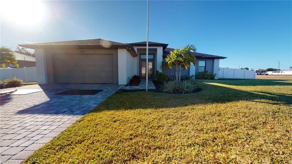 3414 NW 15th Terrace, Cape Coral, FL 33993 - #: 220082026