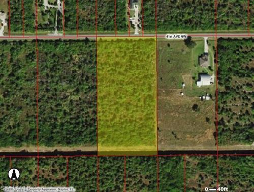 Photo of 41st AVE NW, NAPLES, FL 34120 (MLS # 219054027)