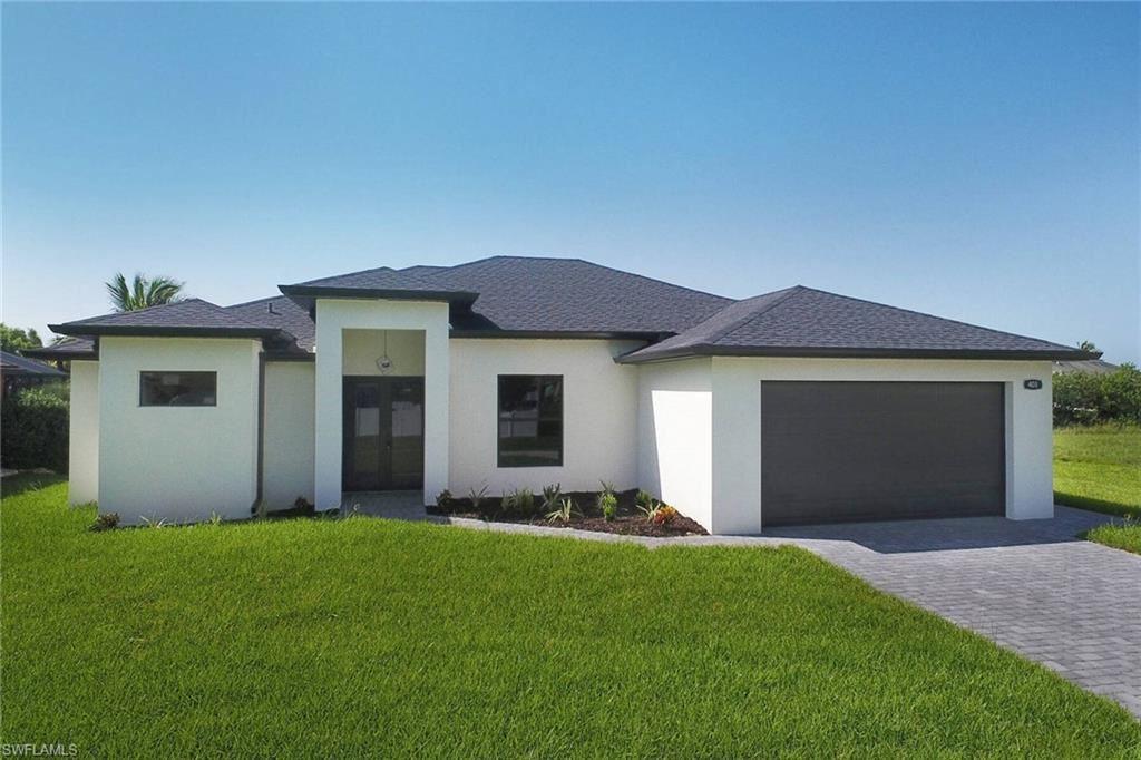 408 NE 18th Street, Cape Coral, FL 33909 - #: 220057035