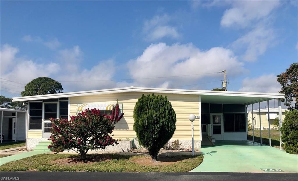 746 Park Avenue, North Fort Myers, FL 33917 - #: 220017036