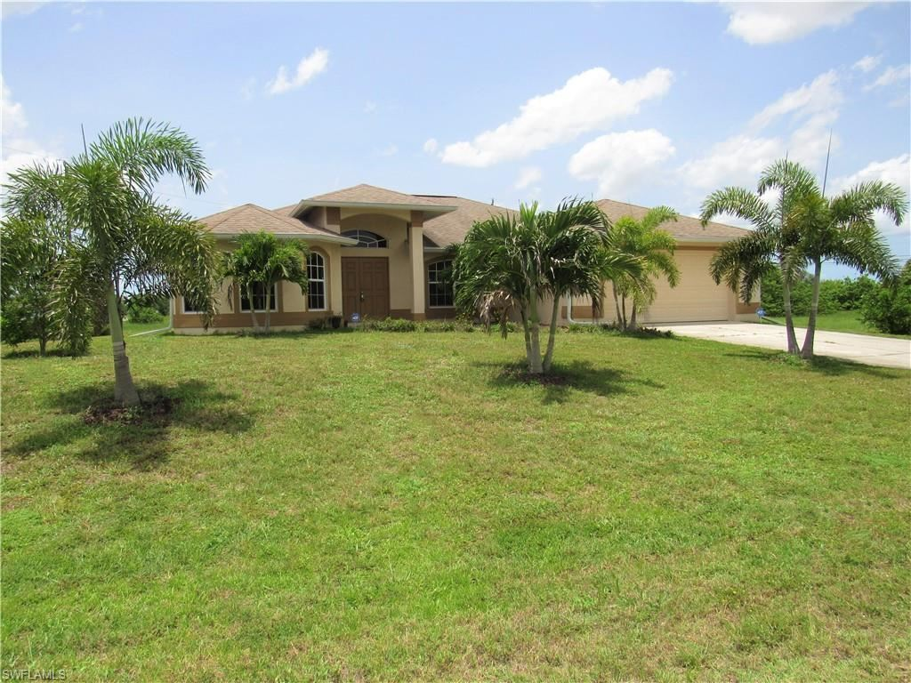 1124 NE 15th Street, Cape Coral, FL 33909 - #: 220039037