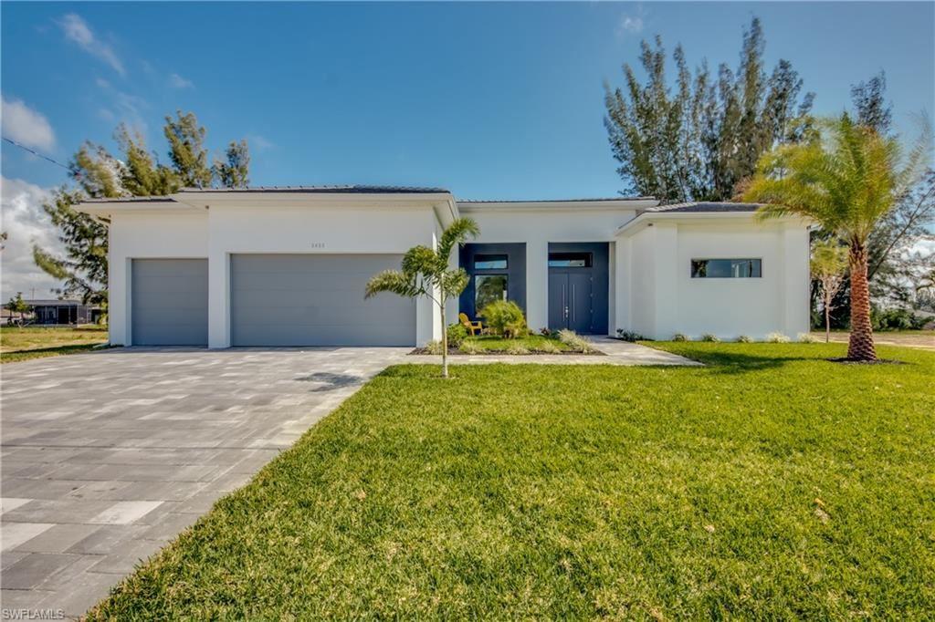 832 SW 36th Terrace, Cape Coral, FL 33914 - #: 220056037