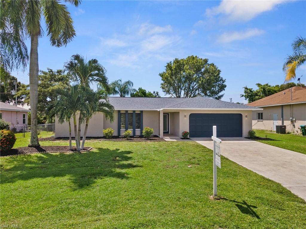 1424 SW 49th Street, Cape Coral, FL 33914 - #: 221066040