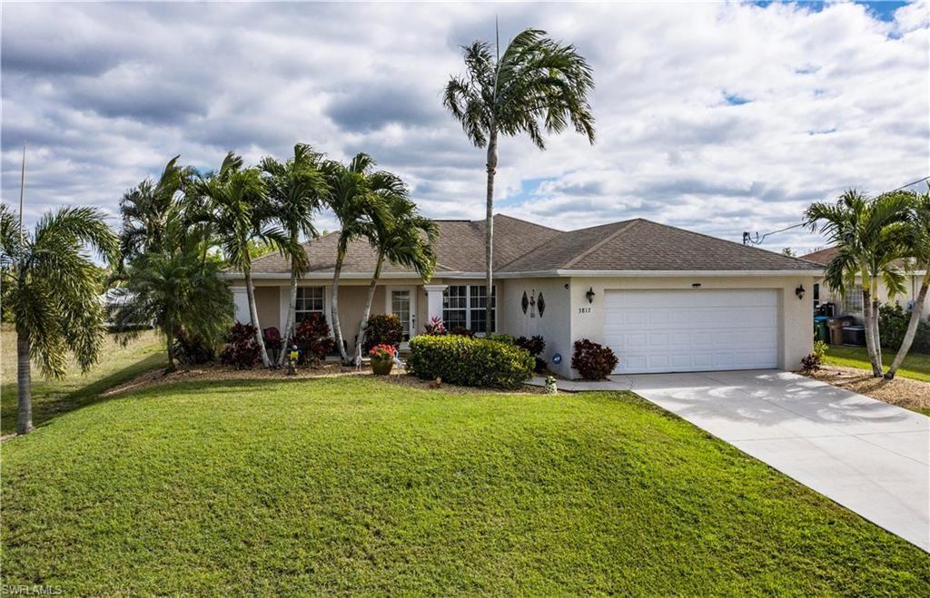 3817 NW 36th Avenue, Cape Coral, FL 33993 - #: 221002041
