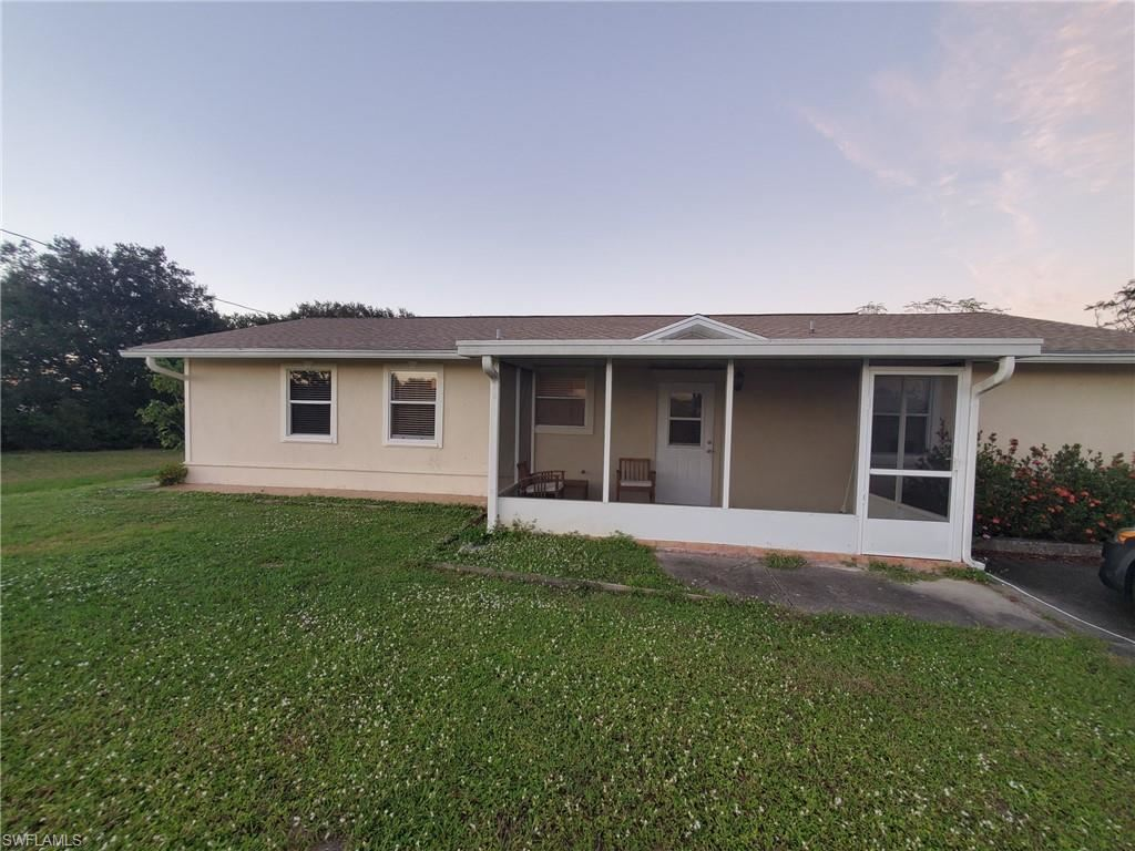3910 35th Street SW, Lehigh Acres, FL 33976 - #: 220075042