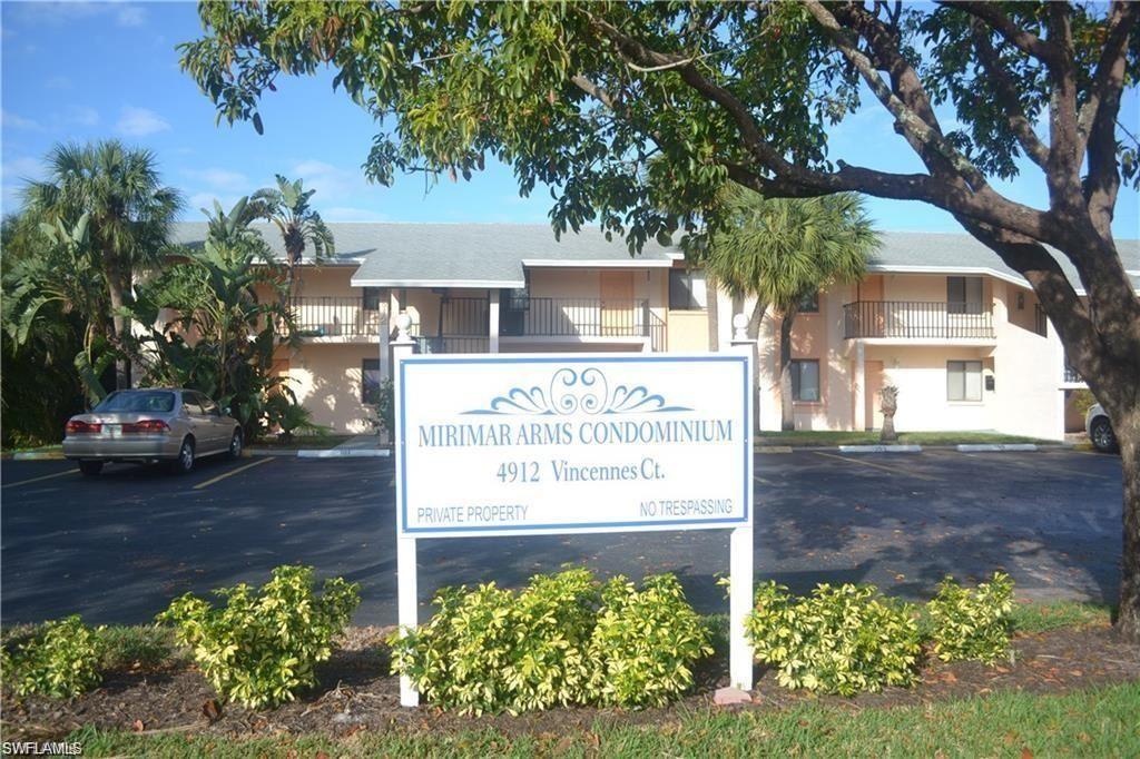 4912 Vincennes Court #201, Cape Coral, FL 33904 - #: 221002042