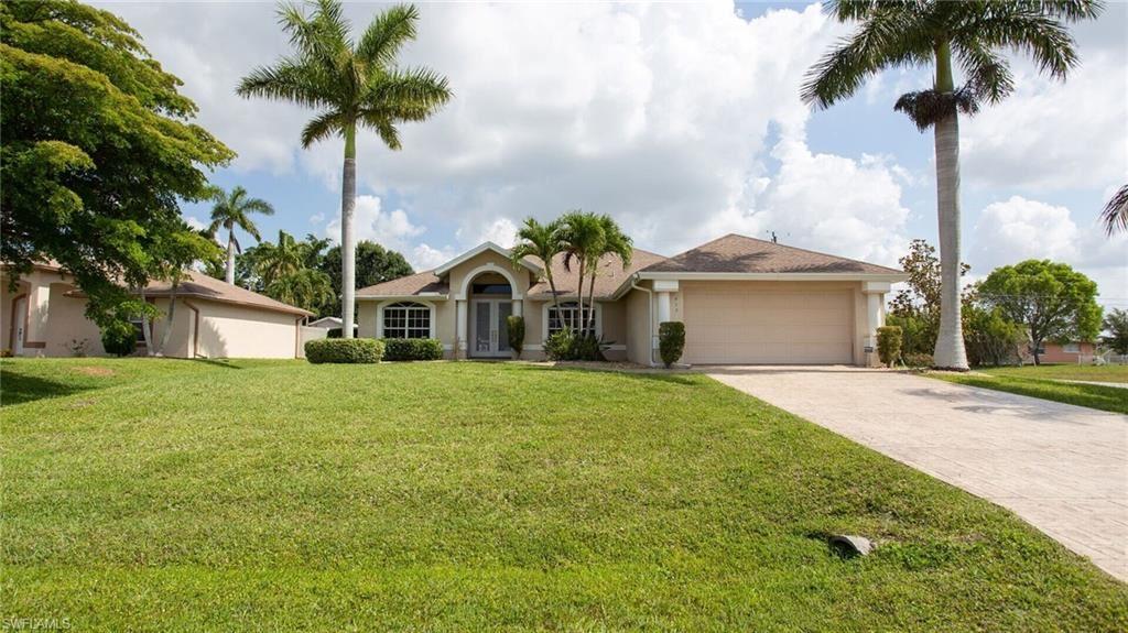 419 SW 19th Terrace, Cape Coral, FL 33991 - #: 221034044