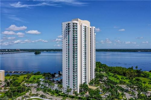 Photo of 3000 Oasis Grand Boulevard #1203, FORT MYERS, FL 33916 (MLS # 220036046)