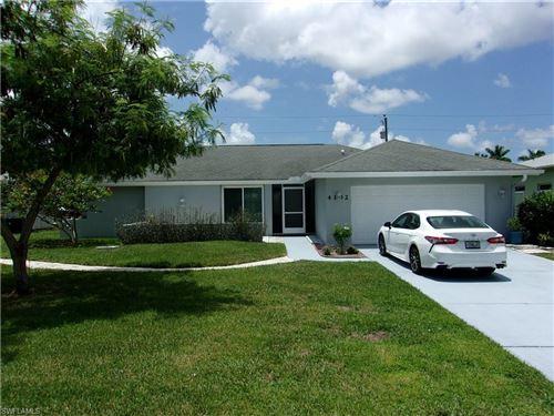 Photo of 4102 Palm Tree Boulevard, CAPE CORAL, FL 33904 (MLS # 221056047)