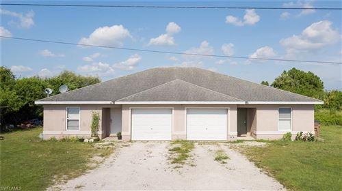 Photo of 313 Ichabod Avenue S, LEHIGH ACRES, FL 33973 (MLS # 220044059)