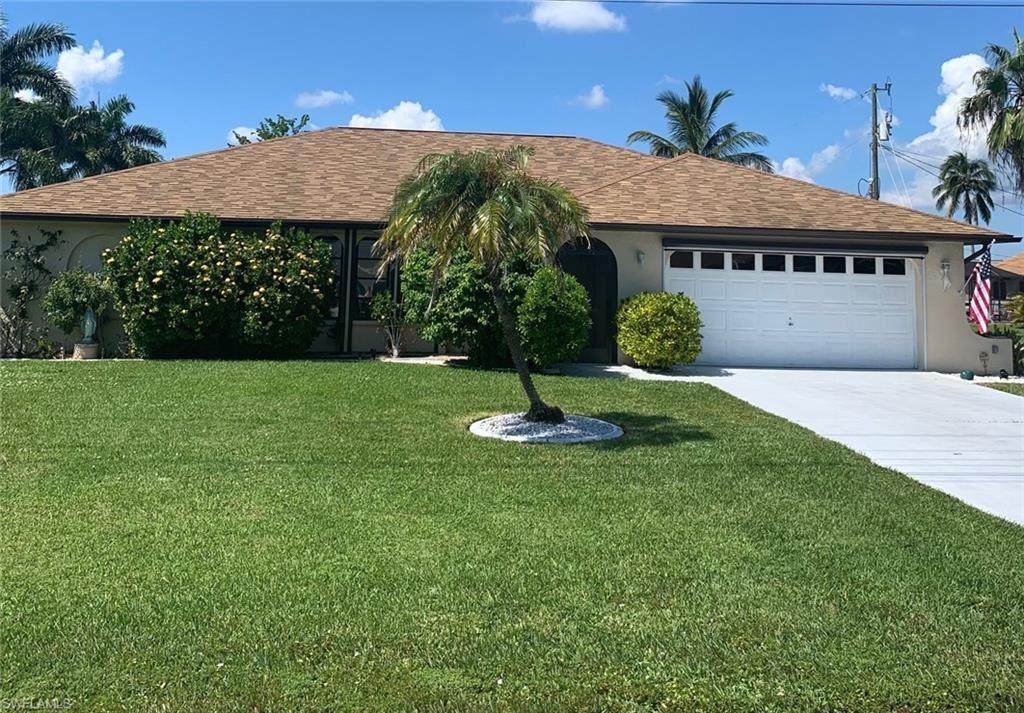 4612 SW Santa Barbara Place, Cape Coral, FL 33914 - #: 221072060