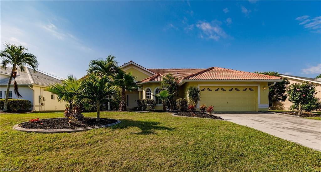 2614 SW 39th Terrace, Cape Coral, FL 33914 - #: 220056062