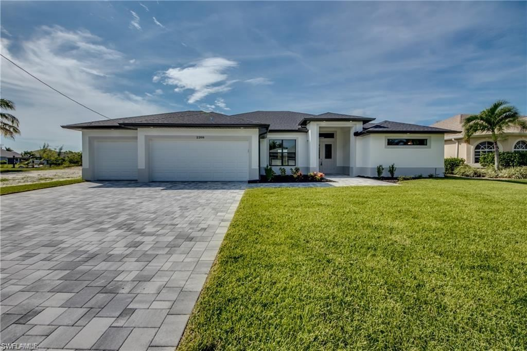 2115 SW 17th Place, Cape Coral, FL 33991 - #: 221044062