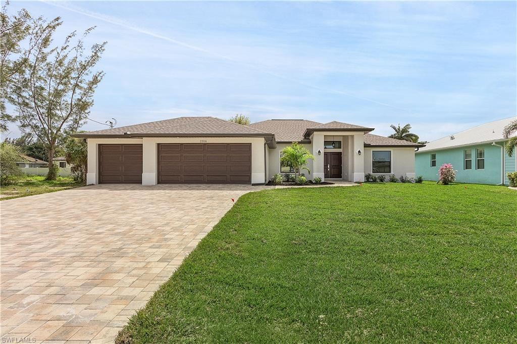 3609 NW 1st Terrace, Cape Coral, FL 33993 - #: 221004063