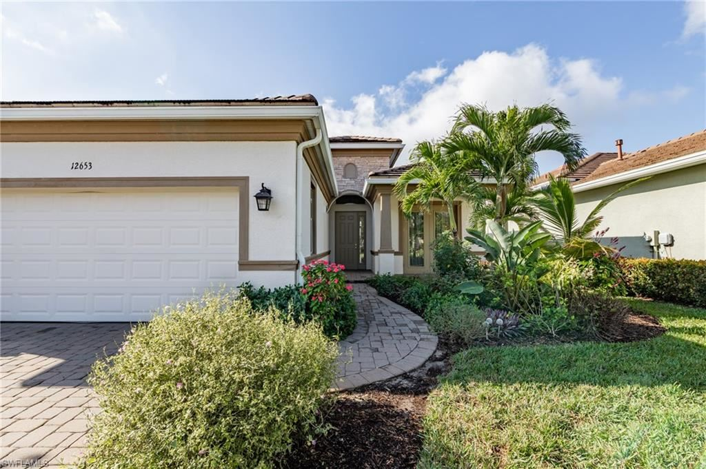 12653 Fairway Cove Court, Fort Myers, FL 33905 - #: 220009067