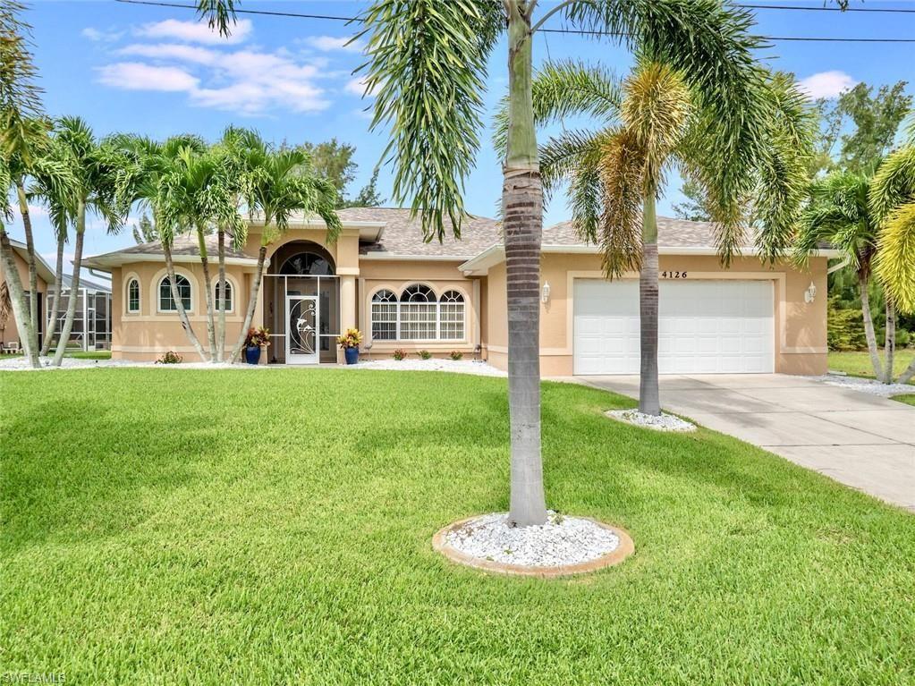 4126 SW 17th Avenue, Cape Coral, FL 33914 - #: 221063070